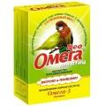 Омега витаминная смесь для всех видов птиц.