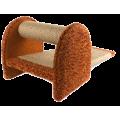 Когтеточка- горка веревочная