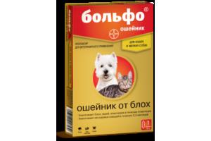 Ошейник от блох для собак